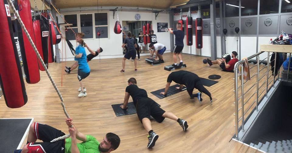 Trainingsplan bei Arnold Boxfit 4133 Pratteln für Fitness durch Boxtraining