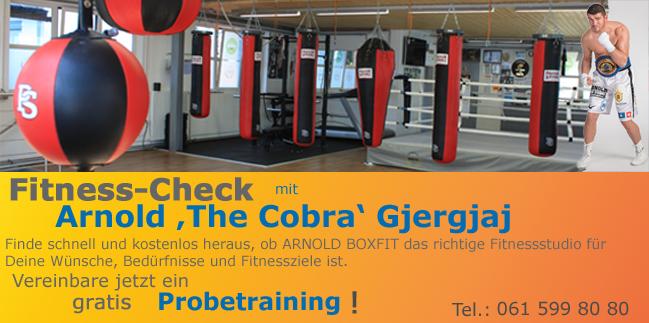 Box Fitness Training für Alle