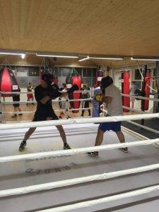 Box Wettkämpfe bei Arnold Boxfit