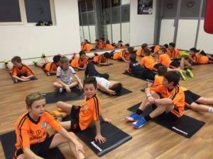 Box- & Fitnesstraining Alterklasse 13 - 16 Jahre
