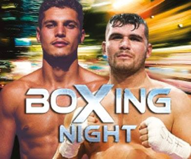 09.12.2017: A Night of Boxing