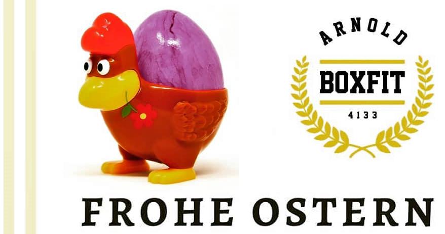 Frohe Ostern wünscht Arnold Boxfit 4133