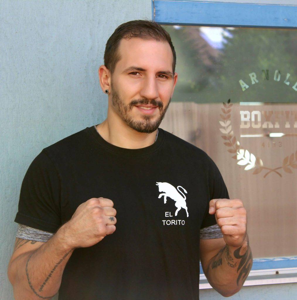 Ismael Martinez, Wettkampf-Trainer bei ARnold Boxfit 4133
