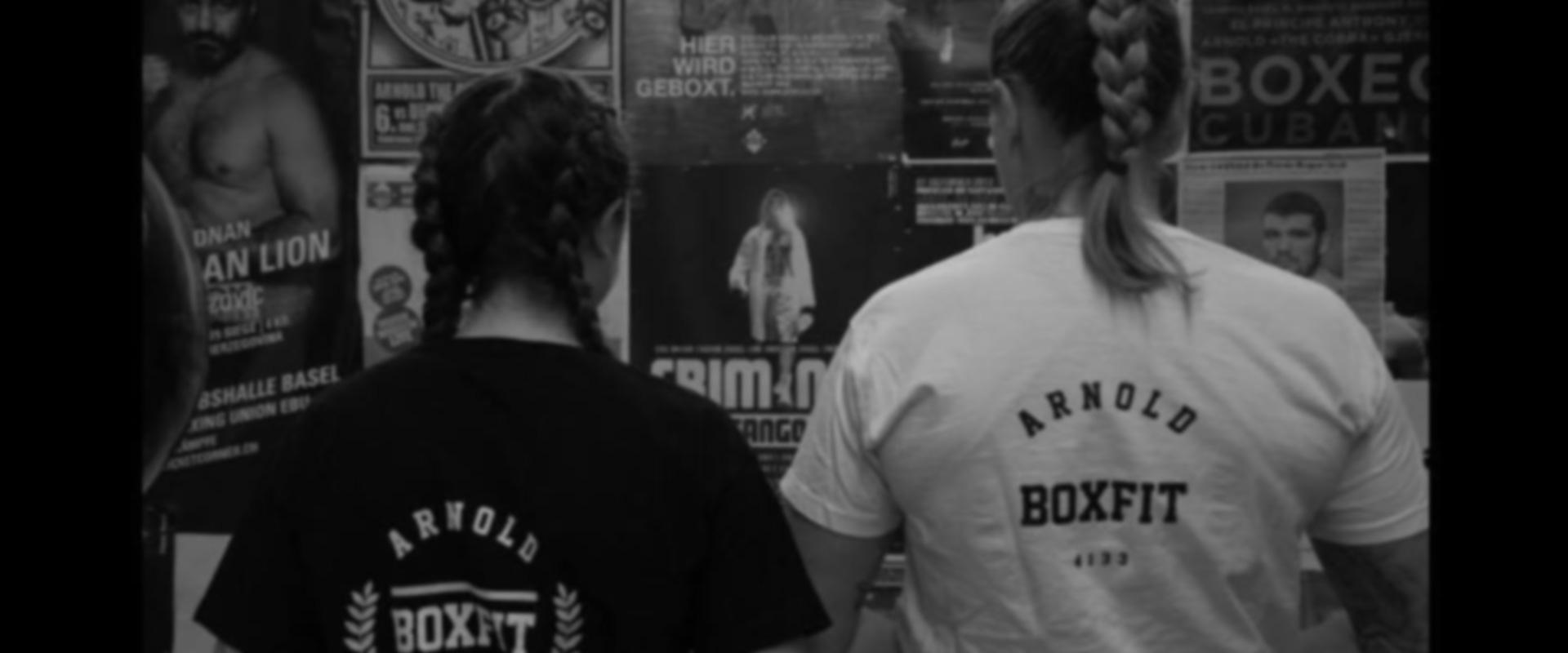 Fintess Coaches und Trainer bei Arnold Boxfit
