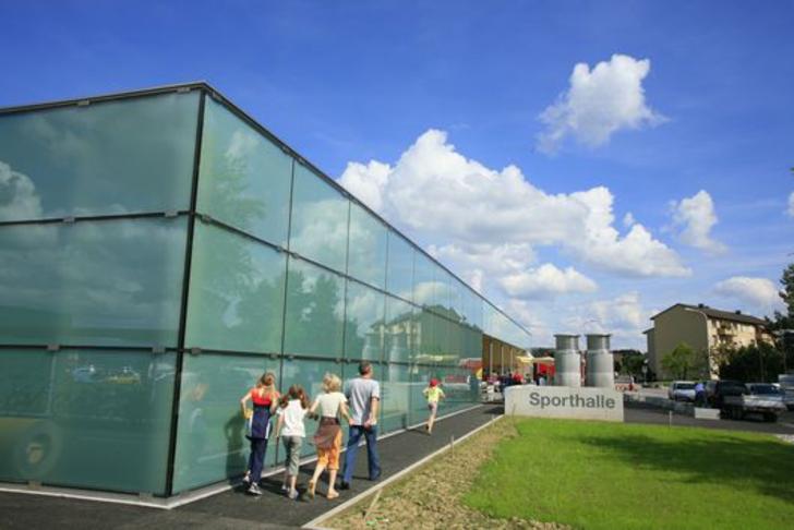Sporthalle Grossmatt Kirchberg BE