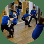 Fitness Training für Gruppen